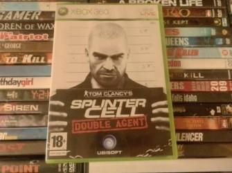 Xbox 360 SplinterCell Double Agent