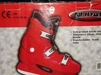 heb ijshockey schaatsen te koop