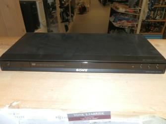 Sony dvd cd speler