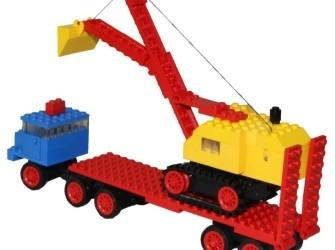 LEGO model