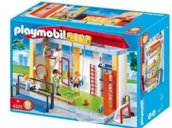 Playmobil turnzaal: Maak de school compleet!
