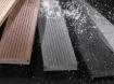 Gerecycled kunststof planken en balken