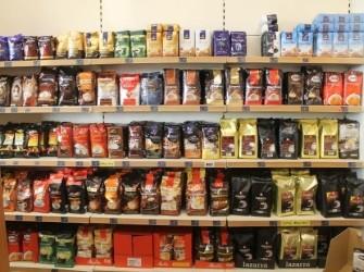 Koffie, grootste assortiment en gunstige prijzen