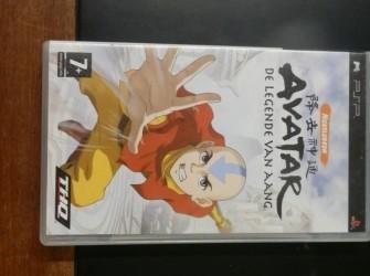 Psp game Avatar