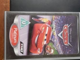 Psp game CARS