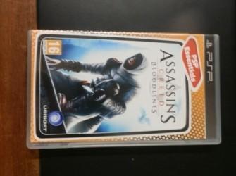 Psp game Assassins