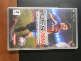 Psp game PES2009