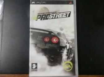 Psp game Prostreet