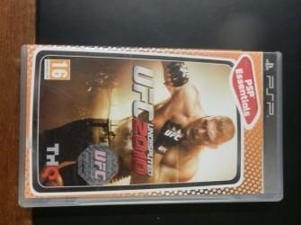 Psp game UFC 2010