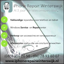 iphone reparatie Winterswijk