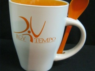RVG Tempo gymnastiekvereniging koffiemok,NIEUW in doos