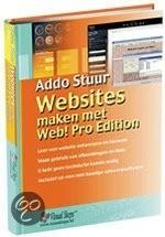 Te Koop een Addo Stuur Boek Websites Maken.