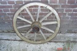 Antiek Wagenwiel