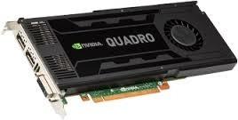 C2J94AT HP nVidia Quadro K4000 3GBID: 21387