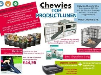 Online Dierenwinkel gratis verzenden Zuid Holland