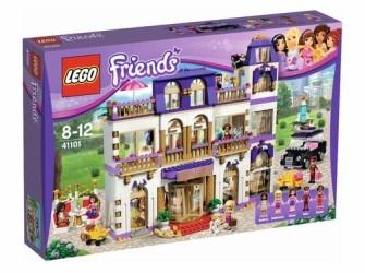 Lego friends oa. heartlake hotel 41101