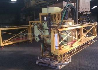 Dubex M8 sproeimachine