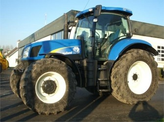 New Holland T6080 PC 50 km