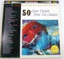 Klassiek 5 lp box,USA (p),premier albums inc, Nieuwst,jr '6…