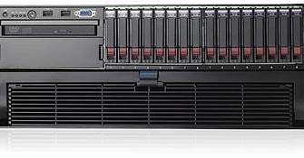 HP DL580G5 4x SixCore XEON 7450 2.4Ghz (12MB), 32
