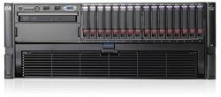 HP DL580G5 4x SixCore XEON 7450 2.4Ghz