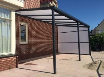 Overkapping 400x300 cm € 885 euro incl btw veranda