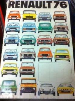 Renault76 jaarboek 170 pagina's