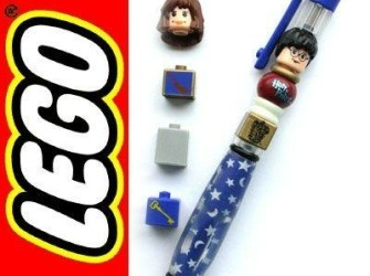 Harry Potter pen van Lego