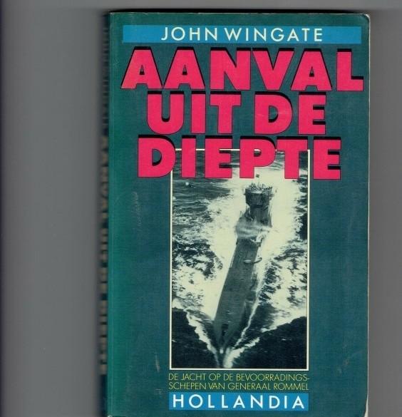 Aanval uit de diepte/John Wingate