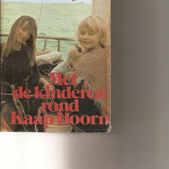 met de kinderen rond Kaap Hoorn/Rosie Swale