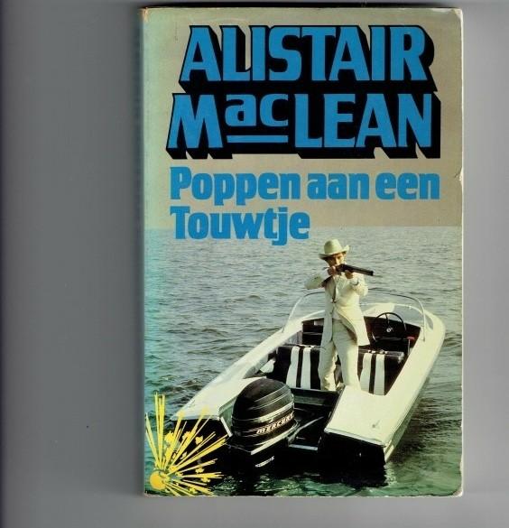 Poppen aan een touwtje/Alistair MacLean