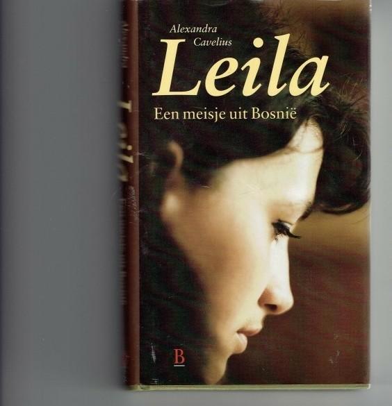 Leila /Alexandra Cavelius