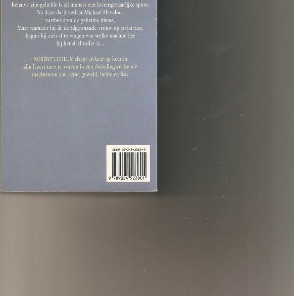 het parsifal mozaïk/Robert Ludlum