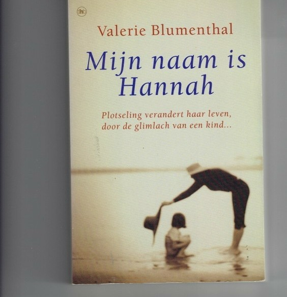 Mijn naam is Hannah/Valerie Blumenthal