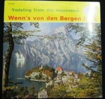 LP volksmuziek Bayern,jr.'60,NW,PC 1058,Canada Internationa…