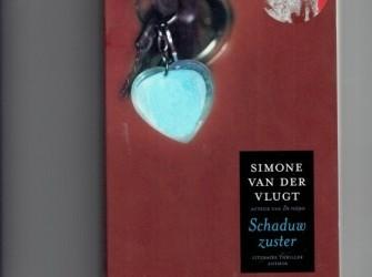 schaduwzuster -Simone van der vlugt