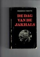 de dag van de jakhals -Frederick Forsyth
