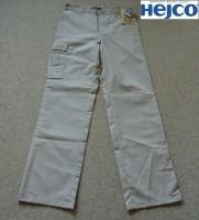 Te koop nieuwe beige broek voor dames van Hejco (maat: 44).