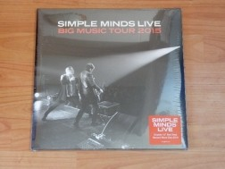 Simple minds Big music tour live rsd 2016