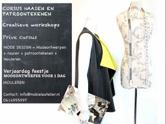 Modedesign cursus in Rotterdam