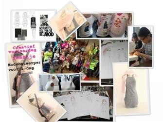 Modeontwerpen verjaardag feestje