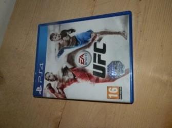 Ps4 game UFC Pandjeshuis Harlingen Friesland