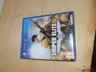 PS4 Sniper Elite lll Pandjeshuis Harlingen Friesland