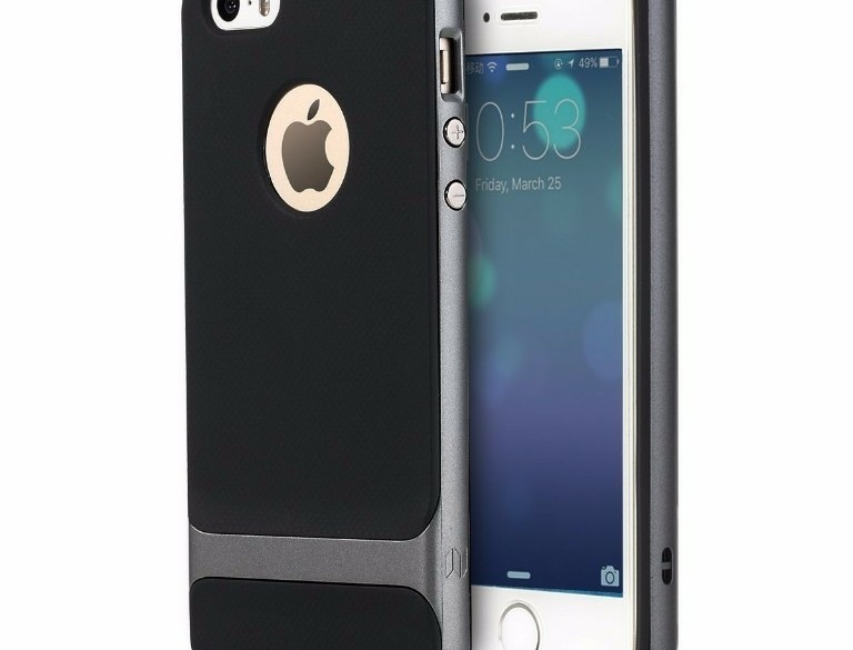 iPhone SE / 5S / 5 Rock Royce Slim Hybrid Case