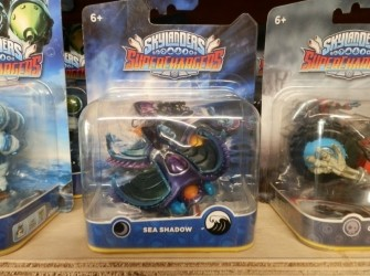 Skylanders Superchargers Sea Shadow