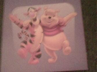 2 Disney schilderijtjes
