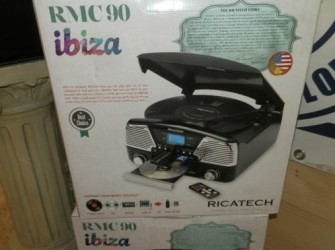 Cd speler Ricatech RMC 90 all in one
