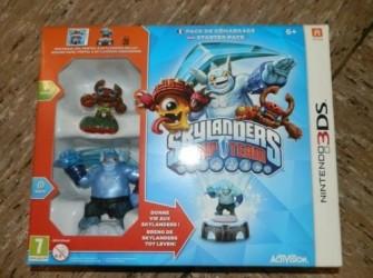 Skylanders trapteam nintendo 3DS