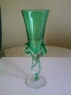 6 glazen voorwerpen