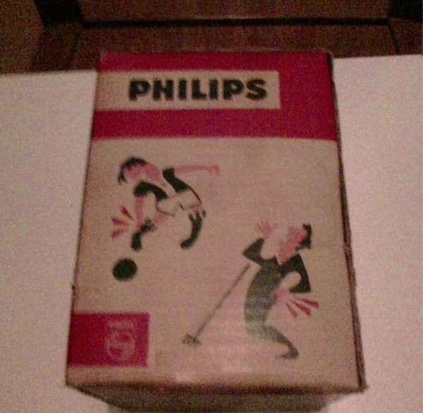 Pgillips infraphil  220-230V 150W